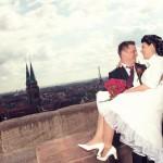 Hochzeitsfotograf Schrägformat Ingolstadt - Ihr Fotograf für Ihre Hochzeit.