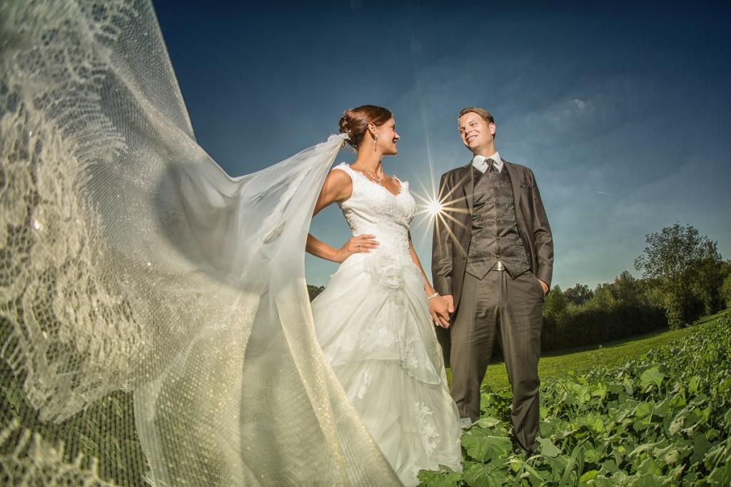 Hochzeitsfotograf Schrägformat Ingolstadt